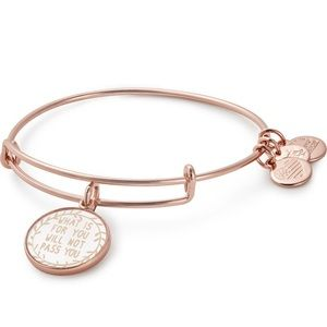 Alex and Ani Discontinued Rare Rose Gold Bracelet